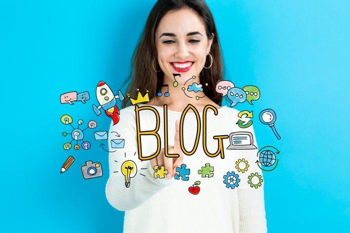 blog com bom conteúdo: item importante para aparecer no Google